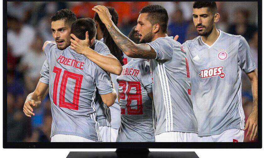 Ολυμπιακός: Ποια κανάλια θα δείξουν τα ματς με Κράσνονταρ και Αστέρα Τρίπολης