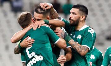 Παναθηναϊκός - Ξάνθη 3-0: Τα γκολ των Κολοβού και Μακέντα (vids)