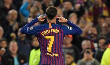 Αυτό το νούμερο θα φορά στη φανέλα ο Κοουτίνιο στη Μπάγερν Μονάχου (pic)