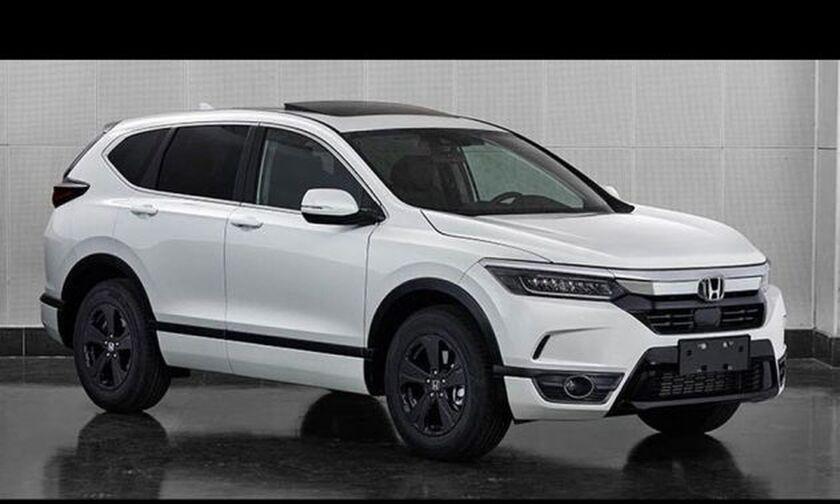 Νέο μεσαίο SUV Honda Breeze