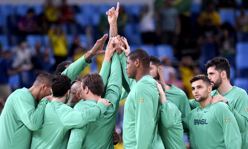 Η 12άδα της Βραζιλίας με Βαρεζάο και δύο NBAers!