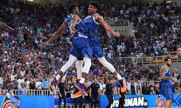 FIBA: Ανάρτηση με πρωταγωνιστές το δίδυμο Αντετοκούνμπο! (pic)