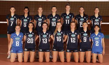 Η αποστολή της εθνικής γυναικών για το Ευρωπαϊκό Πρωτάθλημα