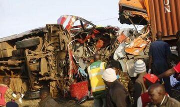 Ουγκάντα: Βυτιοφόρο σκόρπισε τον θάνατο σε 19 ανθρώπους