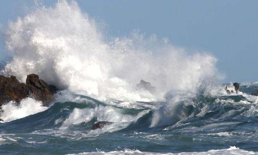Έκτακτο δελτίο ΕΜΥ: Θυελλώδεις άνεμοι...