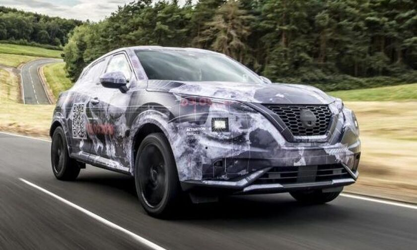 Αντίστροφη μέτρηση για το νέο Nissan Juke