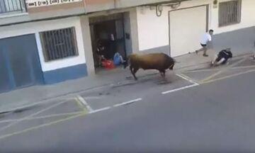 Ταύρος σκότωσε 59χρονο στην Ισπανία