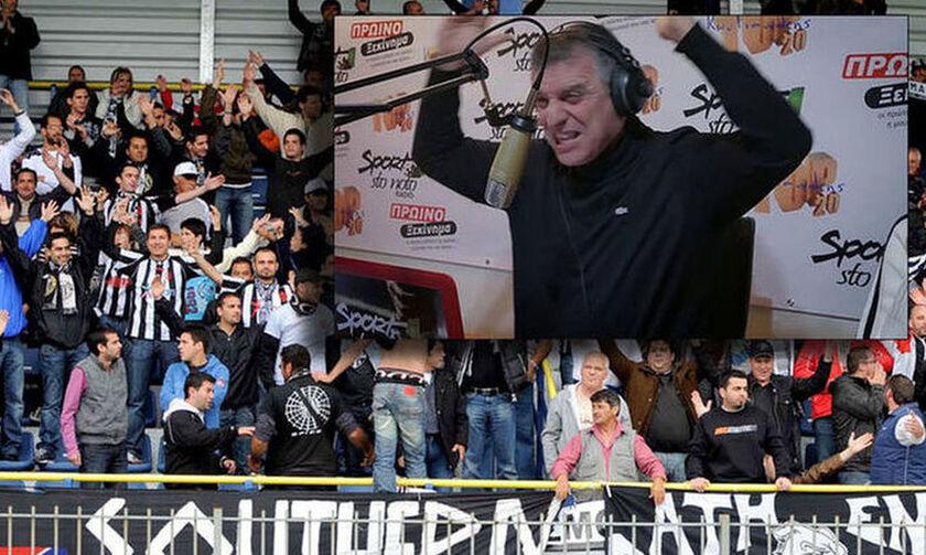 Ο Γεωργούντζος πανηγυρίζει για την Καλαμάτα στη Football League: «Τρέμει όλη η Ελλάδα» (vid)