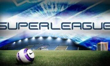 Super League: Αλλαγές στα παιχνίδια ΠΑΟΚ, Άρη, ΟΦΗ στις δυο πρώτες αγωνιστικές