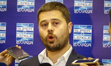 Γκαγκάτσης: «Ο ΠΑΟΚ απαντά με το PAOK TV στον εκβιασμό για τα τηλεοπτικά»