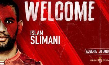Μονακό: Ανακοίνωσε τον Σλιμανί (pic)