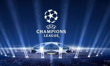 Τα αποτελέσματα των play-off του Champions League