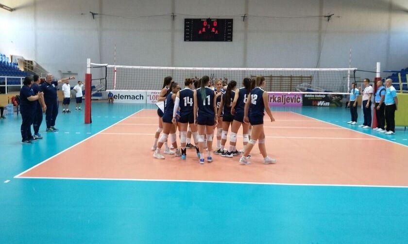 Βαλκανικό Πρωτάθλημα Κ17: Η Εθνική Κορασίδων 3-0 το Κόσοβο