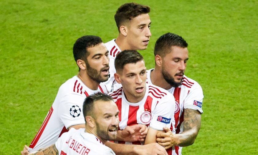Ολυμπιακός-Κράσνονταρ 4-0: Πέταξε στ' αστέρια η ομαδάρα του Μαρτίνς