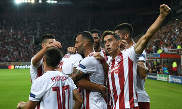 Τα γκολ του Ολυμπιακός - Κράσνονταρ 4-0 (vid)