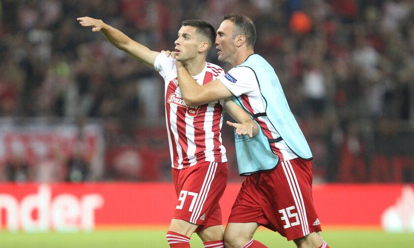 """Ολυμπιακός: Σκόραρε μέσα σε 9,7"""" σε αντεπίθεση! (vid)"""
