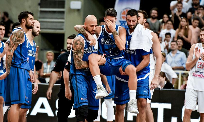 Μήνυμα Αθηναίου ενόψει Μουντομπάσκετ: «Να στηρίξουμε τους μάγκες...» (pic)