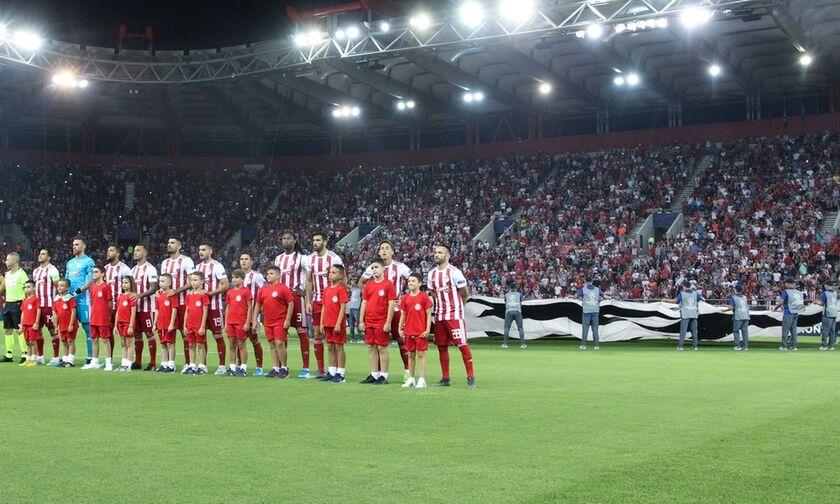 Συγχαρητήρια της UEFA στον Ολυμπιακό για την διοργάνωση του αγώνα με Κράσνονταρ