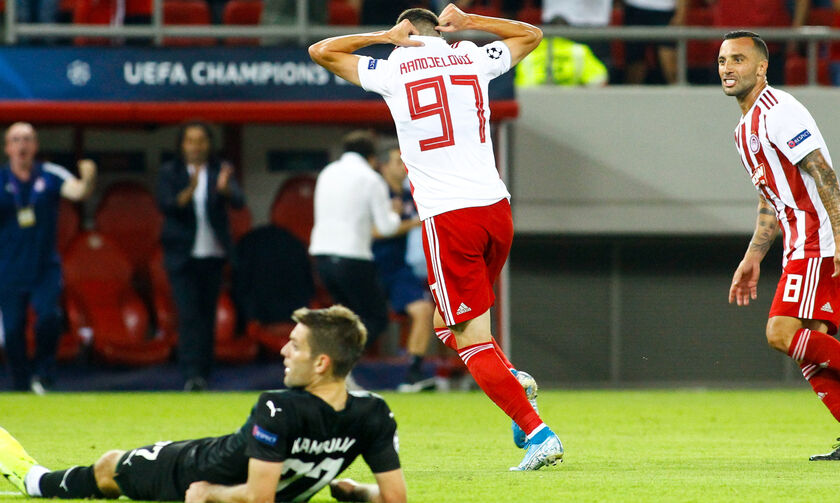 «H Kράσνονταρ θα νικήσει 5-0 τον Ολυμπιακό με τέσσερα γκολ του Σουλεϊμάνοφ» (pic)