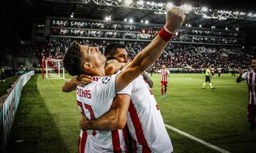 Γκολ, γκολ, γκολ, γκολ: Η παρακάμερα του Ολυμπιακός - Κράσνονταρ 4-0 (vid)