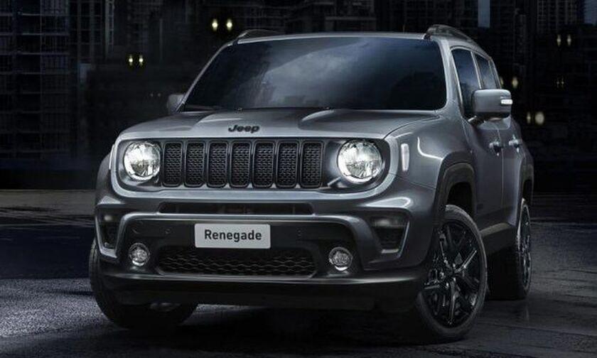 Νέα Jeep Renegade & Compass Night Eagle