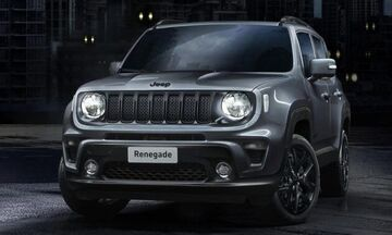 Νέα Jeep Renegade & Compass Night Eagle