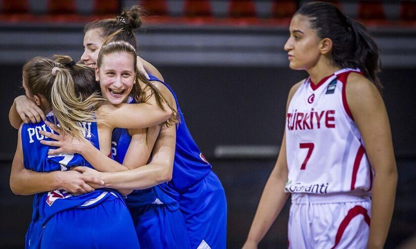 Ποδαρικό με το δεξί για την Εθνική Κορασίδων στο Ευρωμπάσκετ! (vid)