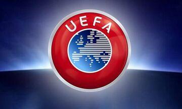 Αναλλοίωτη η κατάταξη της UEFA