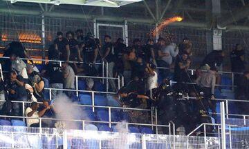 ΠΑΟΚ: Διάβημα στην UEFA για χρήση πλαστικών σφαιρών από την αστυνομία!