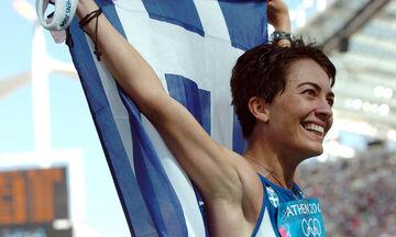 Σαν σήμερα η Τσουμελέκα είχε γίνει «χρυσή» Ολυμπιονίκης! (pic, vid)