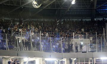 Καταγγελίες του ΠΑΟΚ για επίθεση της αστυνομίας στους οπαδούς με πλαστικές σφαίρες! (vid)