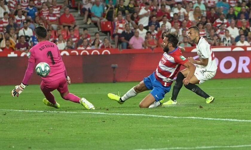 La Liga: Δεύτερο διπλό για τη Σεβίλλη, 1-0 τη Γρανάδα (highlights, πρόγραμμα)