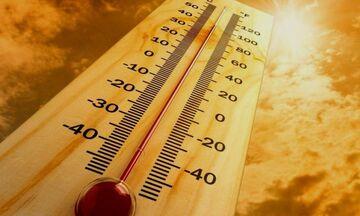 Καιρός: Υψηλές θερμοκρασίες σε δυτικά και βόρεια