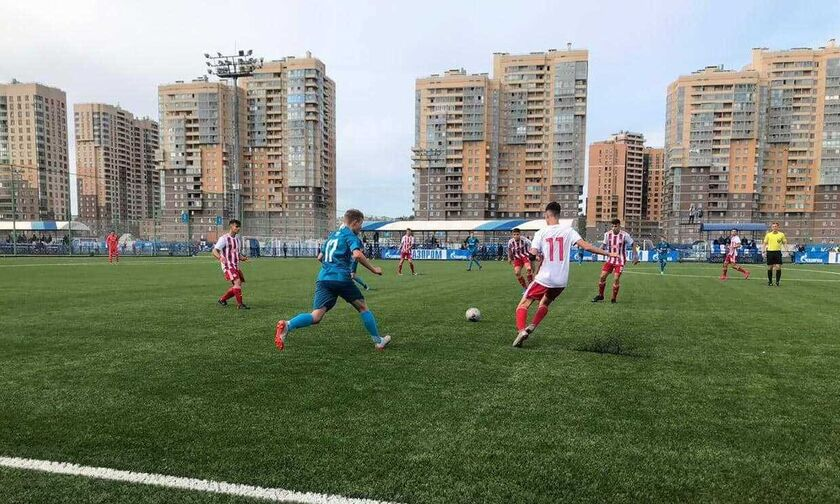 Τουρνουά «Γιούρι Μορόζοφ»: Ο Ολυμπιακός 1-1 με τη Ζενίτ, 0-3 με τη Γιουβέντους