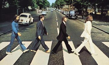 Κυκλοφορεί ξανά το ιστορικό άλμπουμ των Beatles, «Abbey Road»