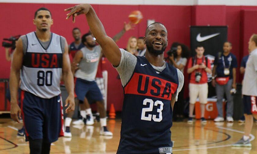 Team USA: Η δωδεκάδα που επέλεξε ο Γκρεγκ Πόποβιτς για το Μουντομπάσκετ