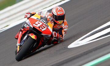 Grand Prix Μ.Βρετανίας: Ο Μάρκεθ την pole position