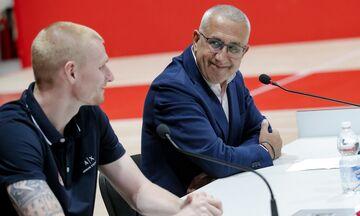 Σταυρόπουλος: «Οι φίλαθλοι της Αρμάνι θα αγαπήσουν τον Ουάιτ»