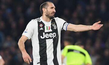 Serie A: Η Γιουβέντους με Κιελίνι 1-0 στην Πάρμα (highlights)