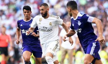 Primera: «Χ»αλάστρα ο Γκουαρδιόλα στη Ρεάλ Μαδρίτης (highlights)