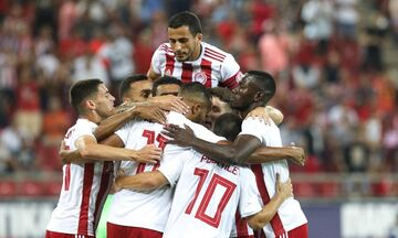 Ολυμπιακός-Αστ. Τρίπολης 1-0: Αγχώθηκε, αλλά έκανε τη δουλειά