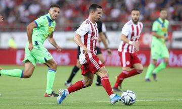 Τα highlights του Ολυμπιακός - Αστέρας Τρίπολης 1-0 (vid)
