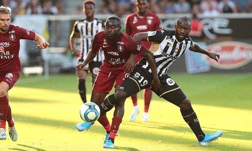 Ligue 1: Στο ρετιρέ η Ανζέ, 3-0 τη Μετς (αποτελέσματα, πρόγραμμα)