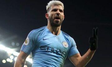 Premier League: Πέταξε με Αγκουέρο η Σίτι στο Μπόρνμουθ (highlights)