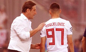 Ο Ραντζέλοβιτς βάζει «δύσκολα» στον Μαρτίνς!