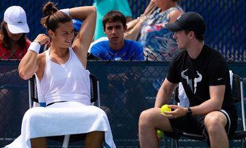 US Open 2019: «Θέμα» η σχέση της Σάκκαρη με τον προπονητή της! (vid)