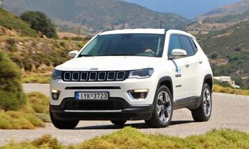 Δοκιμή Jeep Compass 1.4 MultiAir 2 170HP ATX 4×4