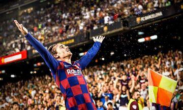 La Liga: Απολαυστικός Γκριεζμάν στο 5-2 της Μπαρτσελόνα επί της Μπέτις (βαθμολογία, highlights)
