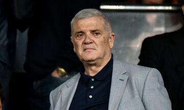 Μελισσανίδης στους παίκτες της ΑΕΚ: «Πάμε για το διπλό στην Τουρκία!»