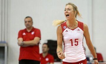 H Χίπε ανυπομονεί να επιστρέψει στον Ολυμπιακό (pic)